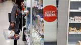 UK shop prices rise at fastest pace in nearly six years - BRC