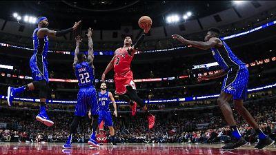 Nba, ko Warriors,Harden trascina Rockets