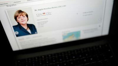 Allemagne: immense fuite de données privées de personnalités