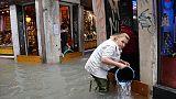 121 casi acqua alta a Venezia nel 2018
