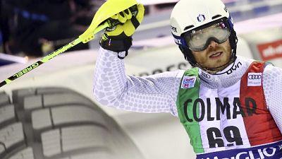 """Sci, Razzoli """"voglio tornare sul podio"""""""
