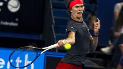 Hopman Cup: Zverev envoie l'Allemagne en finale contre la Suisse de Federer