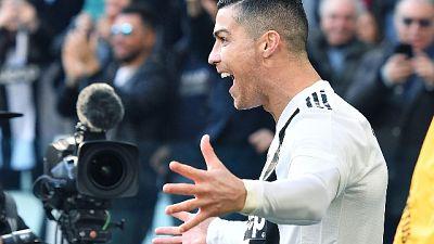 Juve: Ronaldo e i premi, 'orgoglioso'