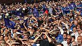 Omofobia, tifoso Chelsea 'stop' 3 anni