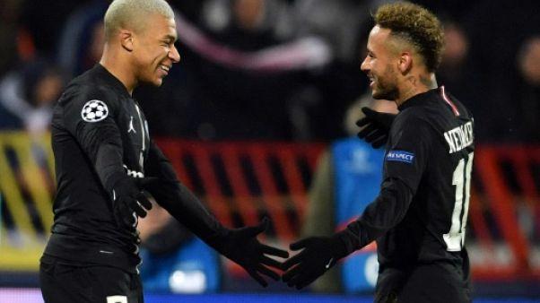 Ligue 1: le PSG reprend l'entraînement avec Neymar et Mbappé
