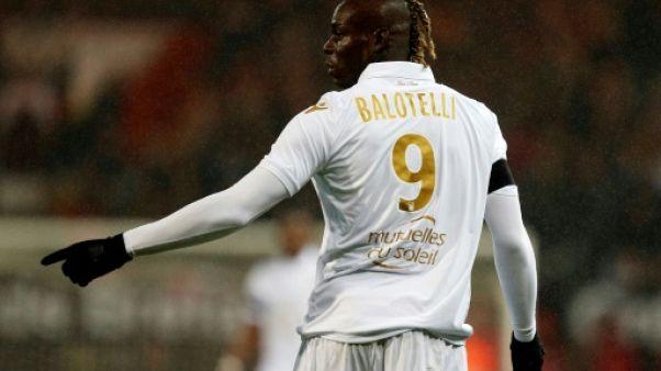 """Transferts: """"Aucune nouveauté"""" sur le sujet Balotelli à Marseille"""