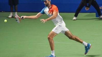 Tennis: Karlovic file en finale à Pune aux dépens de Darcis