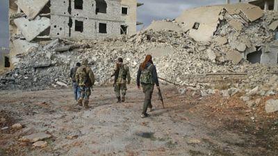 Syrie: les jihadistes avancent face aux rebelles, 119 morts en 4 jours
