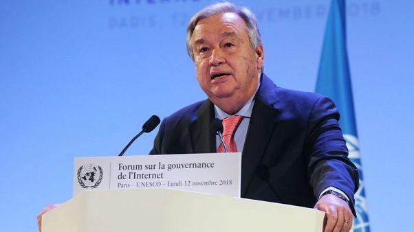 متحدث: جوتيريش يأسف لطرد الصومال ممثل الأمم المتحدة