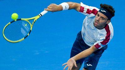 Tennis: Doha, Cecchinato cede a Berdich