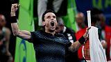Djokovic beaten by Bautista Agut in Doha semi-final