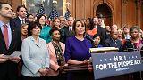 Newly powerful U.S. House Democrats hold off on Trump subpoena flurry
