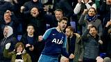 Llorente hat-trick helps Spurs crush Tranmere 7-0 in Cup