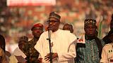 Nigeria's Buhari says electoral commissioner is related by marriage