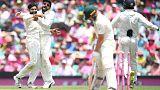 Australia stumble after solid start in Sydney