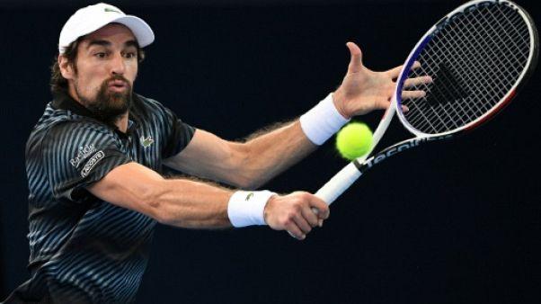 Tennis: Chardy éliminé en demi-finales à Brisbane par Nishikori