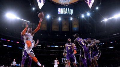 NBA: Oklahoma City s'affirme, les Lakers tremblent