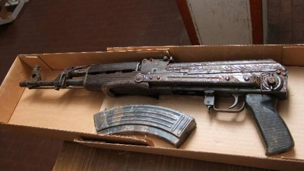 Rapina con Kalashnikov nel Milanese