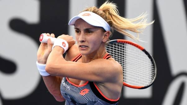 Brisbane, Tsurenko in finale a sorpresa