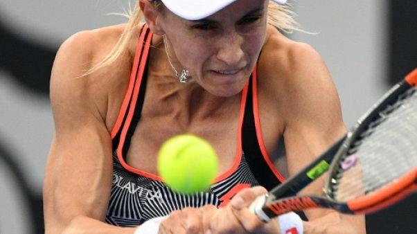 Tennis: Osaka balayée à Brisbane, Tsurenko-Pliskova en finale