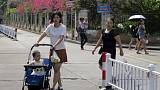 China's population set to peak at 1.44 billion in 2029 - government report
