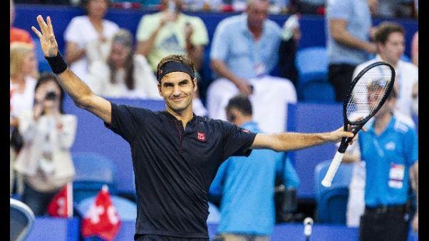 Tennis: Federer vince la Hopman Cup