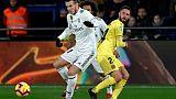 """Real Madrid: Bale victime d'une blessure """"légère"""" à un mollet"""