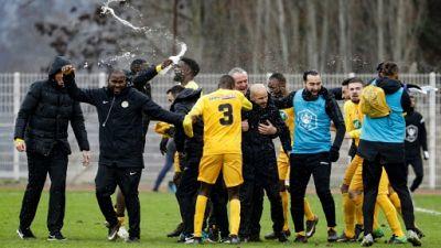 Coupe de France: Angers, premier club de L1 éliminé, par Viry-Châtillon (R1)