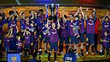 Valverde says Barca future depends on winning trophies