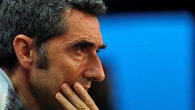 """Valverde """"ho contratto col Barça..."""""""