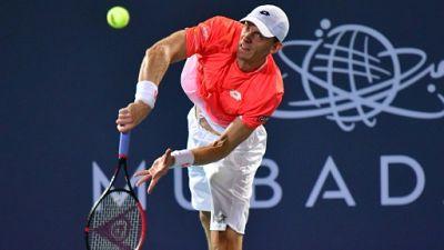 Tennis: Anderson s'aduge le titre face au vétéran Karlovic à Pune