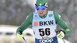 Sci Nordico:De Fabbiani,'male 30 metri'