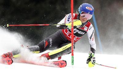 Shiffrin vince anche slalom Zagabria