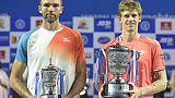 Tennis: Anderson s'adjuge le titre face au vétéran Karlovic à Pune