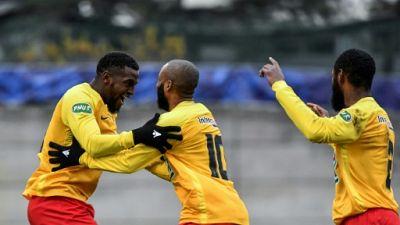 Coupe de France: Lyon-La Duchère élimine Nîmes sèchement