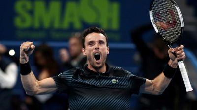 Doha: Victoire finale de l'Espagnol Roberto Bautista