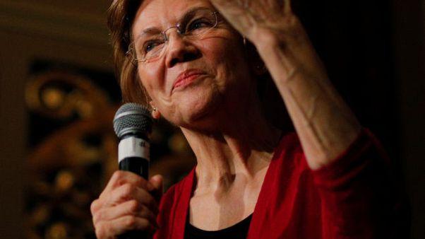 إليزابيث وارن تبدأ حملتها لخوض انتخابات الرئاسة الأمريكية في أيوا