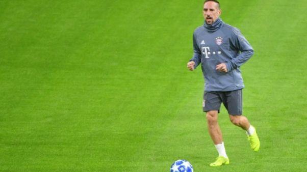 """Le Bayern inflige une """"lourde amende"""" à Ribéry pour ses insultes sur le net"""
