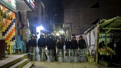 Egypte: Sissi inaugure une cathédrale après un nouvel incident anti-copte