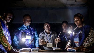 RDC: la Céni prolonge l'attente à haut risque des résultats