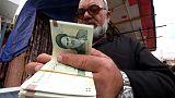 وكالة: المركزي الإيراني يقترح حذف 4 أصفار من العملة المتهاوية