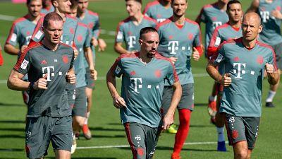 Bistecca d'oro, Bayern multa Ribery
