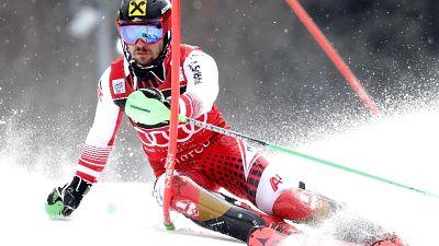 Sci: Hirscher vince slalom Zagabria
