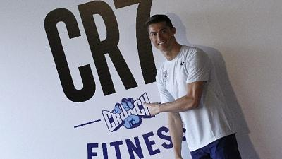 Ronaldo a Torino, va subito in palestra