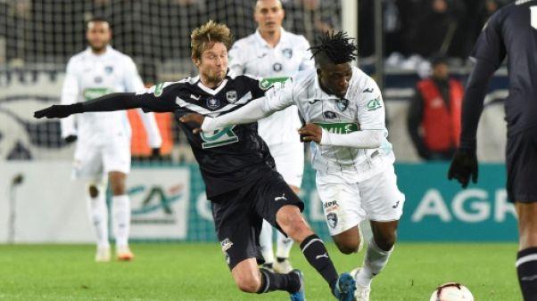 Coupe de France: Le Havre sort un Bordeaux peu inspiré