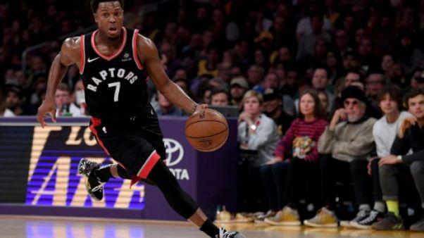 NBA: Toronto reprend le pouvoir, Minnesota perd la tête