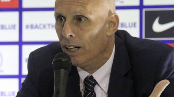 Soccer - Constantine tells India to stay grounded after Thai high