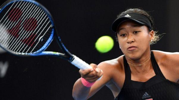 Classement WTA: Naomi Osaka dans le carré d'as
