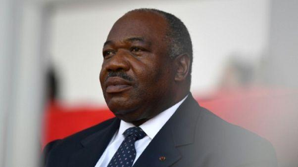 Le président gabonais Ali Bongo Ondimba, le 5 février 2017 à Libreville