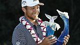 Golf: Sentry Tournament a Schauffele